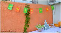 Ανθομέλι: Το πάρτυ γενεθλίων με δεινόσαυρους (α μέρος) dinosaurs party