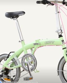letgo - Mint green citizen folding bicycle in Covington, LA