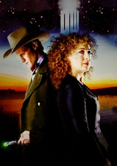Can't wait to meet RIVER SONG next week :))))))