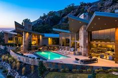 Big Cottonwood Canyon, Salt Lake City, UT Yellowstone Club, Cottonwood Canyon, Modern Mountain Home, Jacuzzi Outdoor, Building A Pool, Closer To Nature, Architectural Features, Indoor Outdoor Living, Gated Community