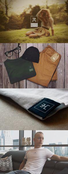 #clothing #quadrifolium #paolademuro #fashion #branding #logo #brand