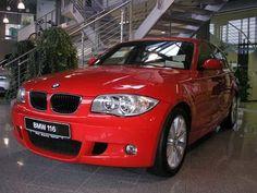 Отзывы о BMW 116 (БМВ 116)