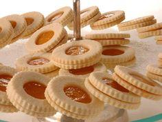 Biscoitos com Suco de Laranja