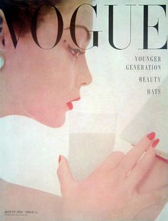 2339f278ccd Know your fashion history  Vintage Vogue magazine covers