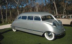 Loudpop Voyager - 1936 Stout Scarab via...