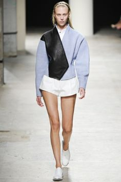 Sfilata Barbara Bui Paris - Collezioni Primavera Estate 2014 - Vogue