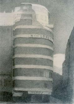 La ciudad moderna. Marcelo Fuentes.