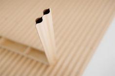 Hubert Lightest Timber Table 4