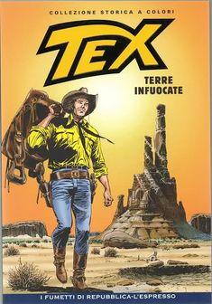 Capa de Tex collezione storica a colori nº 188