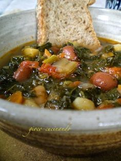 Confort Food, Fast And Slow, Soup And Sandwich, Pizza, Gnocchi, Palak Paneer, Italian Recipes, Dairy Free, Vegetarian Recipes