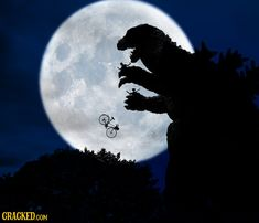 40 Great Movies Made Better by Adding Godzilla | Cracked.com