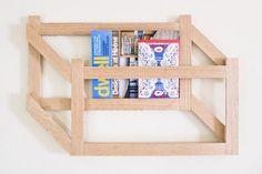 Make it Modern: DIY 3D Trompe loeil Coat Rack in home furnishings  Category