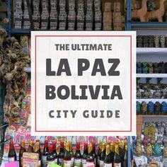 Es importante que tú vistes La Paz. La ciudad es vieja y diferente de los otros ciudades de America del Sur. Puedes hacer muchas cosas divertidas.