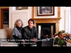 David & Judie Crockett, Real Estate Specialist - Dave & Judie have been providing 'Extraordinary service that feels like family' for over 30 years!  Click on Dave & Judie's video to see how passionate they are about real estate and their clients!