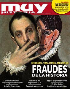 #MuyHistoria 78. Engaños, timadores, mentiras... Fraudes de la #historia. Ferdinand, Content, Digital, Movie Posters, Movies, Grande, Magazines, Baby Shower, Products