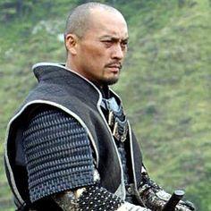 Ken Watanabe is hot in The Last Samurai