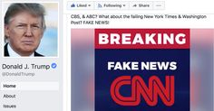Trump Trashes Fake News CNN in New Video » Alex Jones' Infowars: There's a war on for your mind!