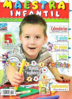 Revista Maestra Infantil Nº 61 2008 - Srta Lalyta - Álbuns Web Picasa
