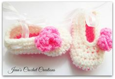 Pretty in Pink Baby Girls Ballerina Flats by JennCrochetCreations Baby Girl Items, Baby Girls, Ballerina Flats, Pretty In Pink, Kids Outfits, Baby Shoes, Children Clothing, Trending Outfits, Crochet