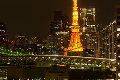 Tokyo at Night 2 東京の夜景②