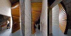 Curtain Door |  Matharoo Associates