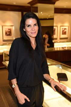 Angie Harmon Photos - Actress Angie Harmon attends Tiffany & Co. And Women In Film Celebrate Sue Kroll on June 3, 2015 in Beverly Hills, California. - Tiffany & Co. And Women in Film Celebrate Sue Kroll