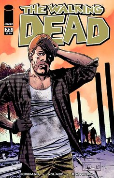 The Walking Dead – Volume 13 : Point de non-retour (Too Far Gone) – 73 à 78
