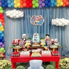 Decoração Festa Infantil Up Altas Aventuras