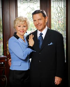 Kenneth & Gloria Copeland helped to bring me from the milk to the meat of God's Word through their FAITH ministry.