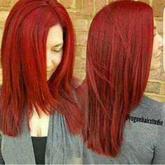 Gothic red by @roguehairstudio using @pulpriothair