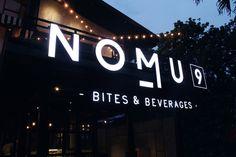 """다음 @Behance 프로젝트 확인: """"NOMU 9"""" https://www.behance.net/gallery/46218749/NOMU-9"""