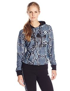 adidas Originals Women's Trefoil Logo Hoodie >>> Read more at the image link.