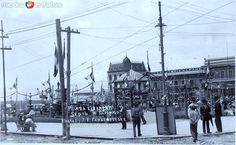 Plaza de la Libertad, Septiembre 16 de 1910