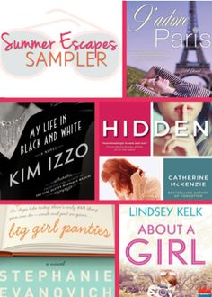 Enter to win great books from Pink Lemonade Design.  http://pinklemonadedesign.blogspot.ca/2013/07/summer-escapes-mega-book-giveaway.html