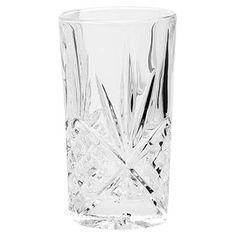 Godinger Silver Art Co Dublin 10 Oz. Highball Glass