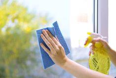 Comment nettoyer vos fenêtres super rapidement!