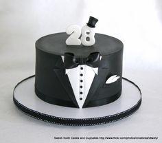 https://flic.kr/p/nuLqrX | Toxedo Cake