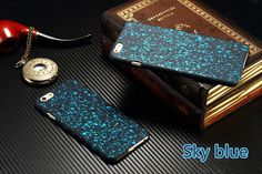 2017 Sky Blue Starry Sky iPhone 6 and 6 Plus Plastic Case IPS621