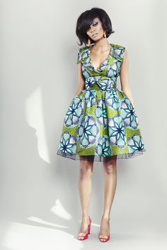SIKA DESIGNS S/S 2012  LABYRINTH COLLECTION