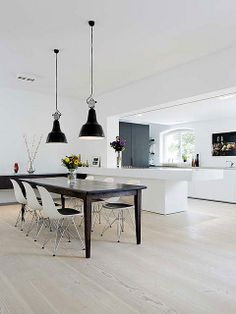 an old berlin factory becomes a modern city home by the style files, via Flickr