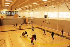 Centennial College: Athletic and Wellness Centre