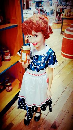 i love lucy lucille ball halloween costume for kids - I Love Lucy Halloween Costumes