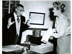 Our Miss Brooks Eve Arden Gale Gordon 8x10 Picture Celebrity Print