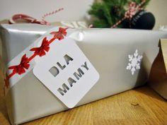 Pakowanie prezentów. Gift wrapping ideas for christmas