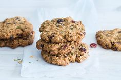 Cranberry, chocolate and pumpkin seed cookies – Recipes – Bite