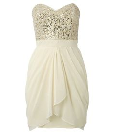 Good things come to those who wait :) finally back in stock, and this time in gold & ivory!!! Bachelorette Party dress