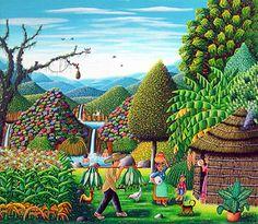 Honduras ~ Pedro Grandez ~ The Family Cornfield