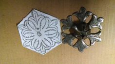 Repoussé pattern from Clay Spencer