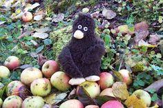 Erwin und die Äpfel.
