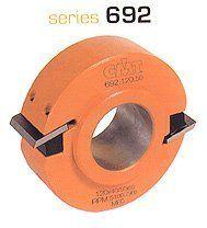 CMT 692.078.19 Universal Shaper Cutter Head, 3-1/8-Inch Diameter, 3/4-Inch Bore by CMT